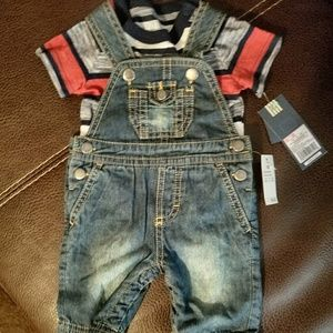 NWT Genuine Kids by Osh Kosh outfit